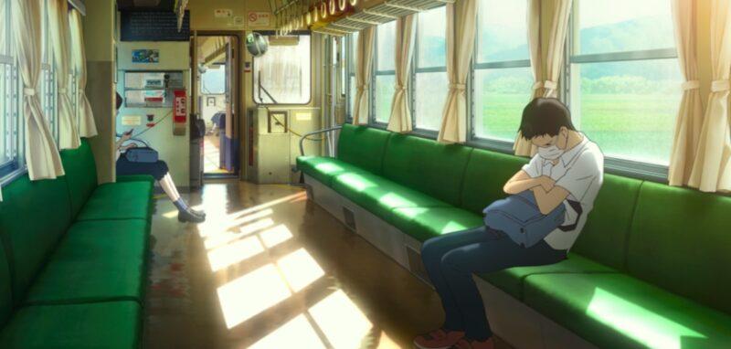 竜そば電車の写真