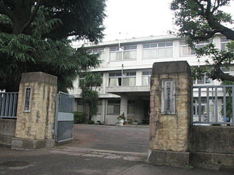 横浜翠嵐高校の写真