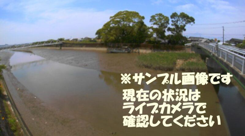 唐人川の写真