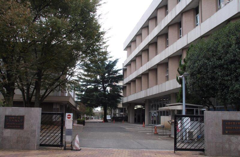 桐朋女子高等学校の写真