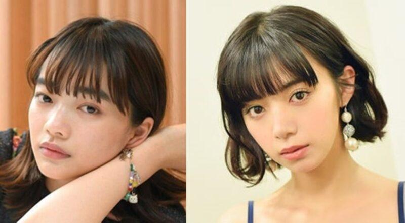 見上愛と池田エライザの写真