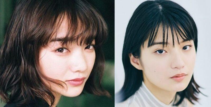 見上愛と蒔田彩珠の写真
